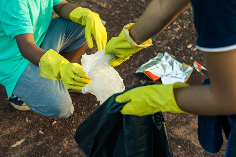 Développement durable déchets