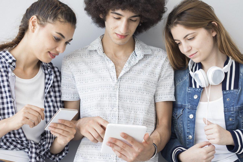 Jeunesse technologie
