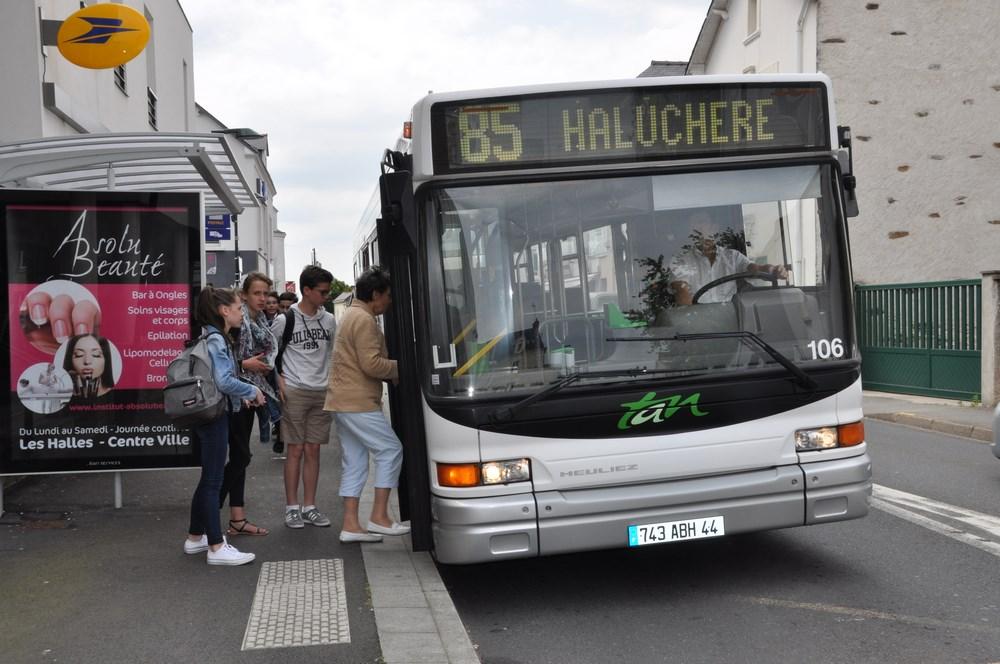 Ligne 85 TAN 2015