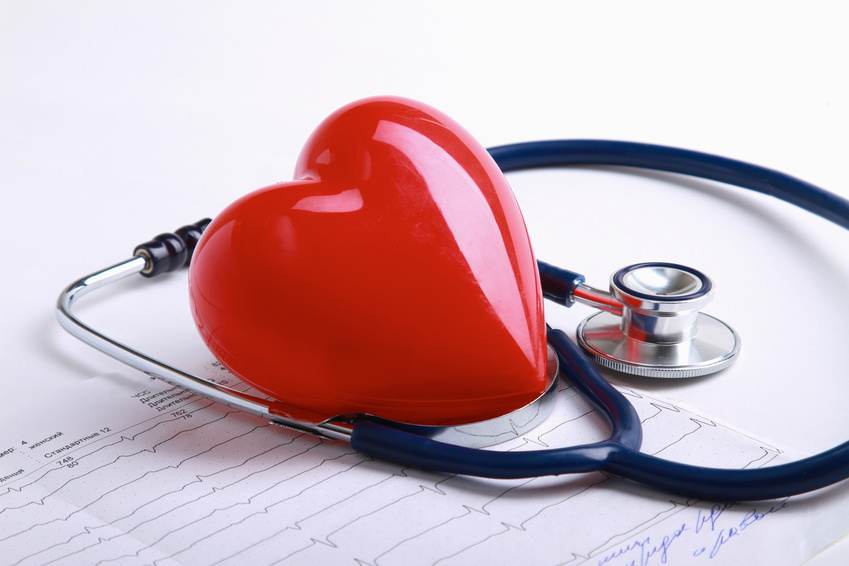 Santé coeur stéthoscope