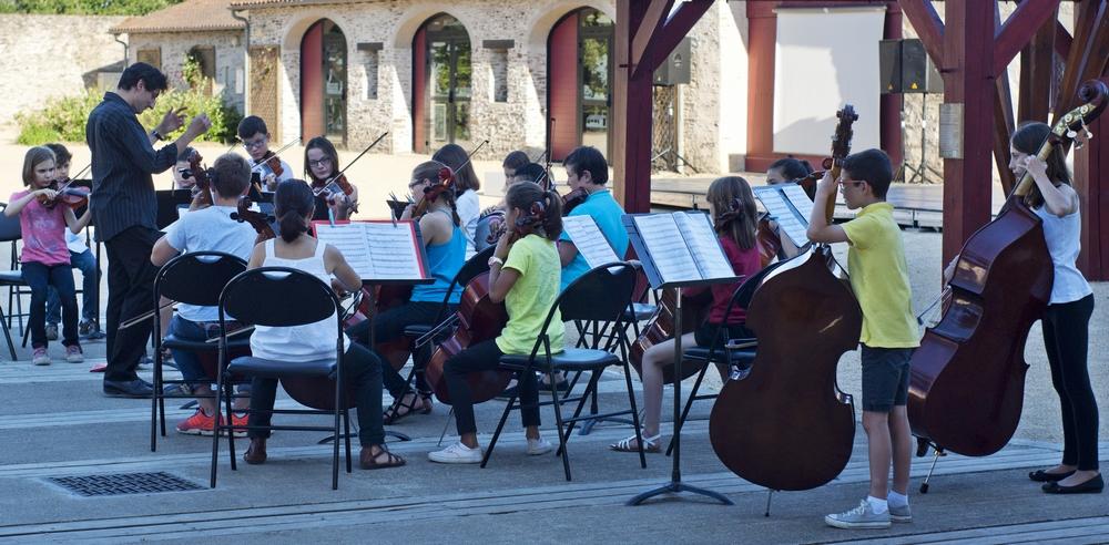 EMM concert orchestre junior Renaudières