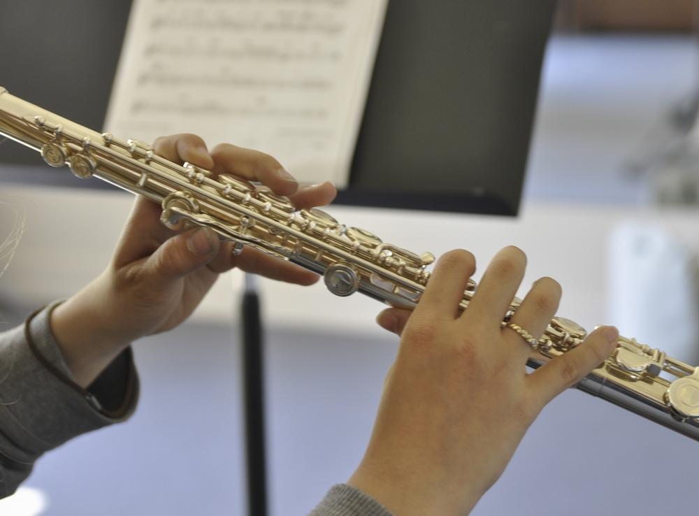 EMM cours flûte