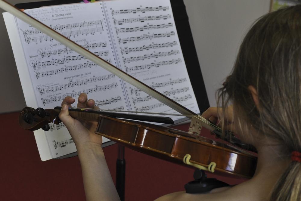 EMM cours violon