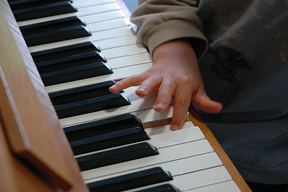 EMM éveil musical piano