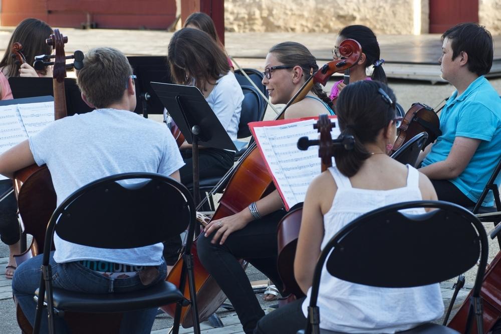 EMM orchestre cordes