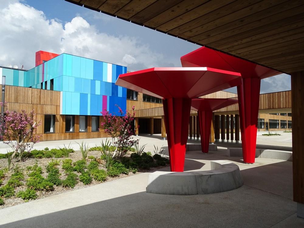 Lycée public 15