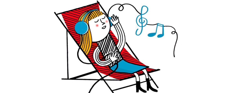 Bandeau Détente musicale