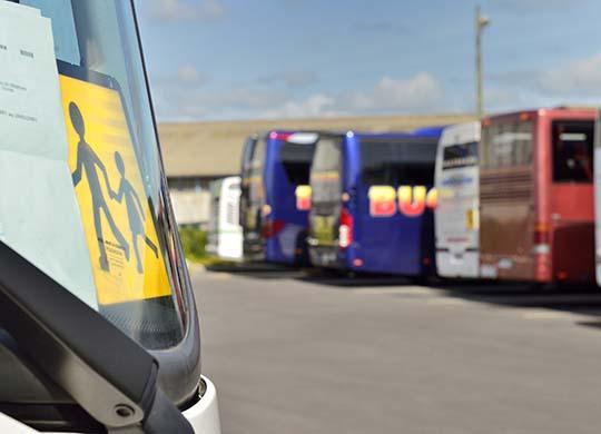 transport scolaire et touristique à Nantes