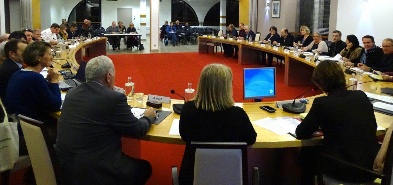 Conseil Municipal décembre 2017