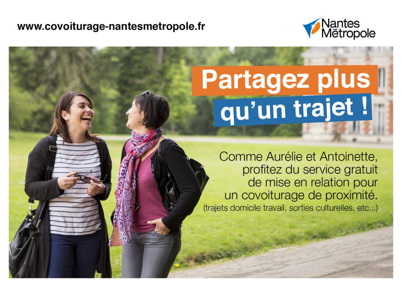 Covoiturage Nantes Métropole