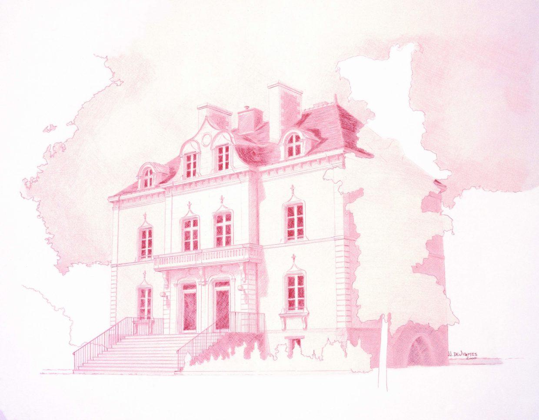 Chateau de la Fleuriaye