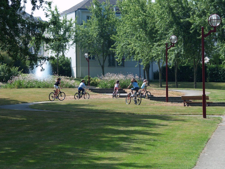 Vallon Charbonneau vélos