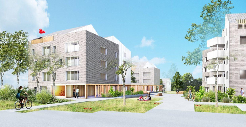 ZAC Verger projet immobilier